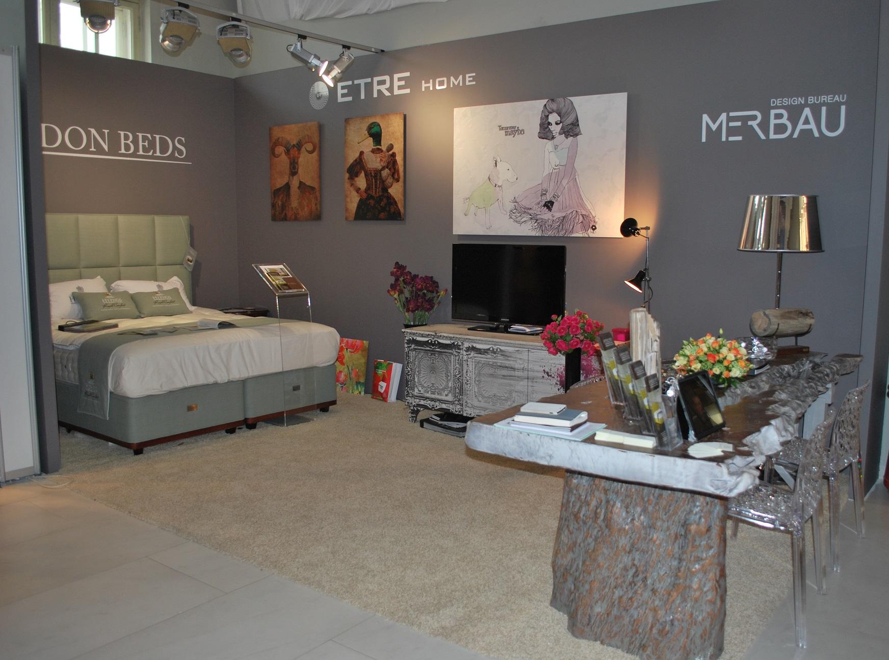 Интерьерная студия ETRE home приняла участие в Неделе Дизайна