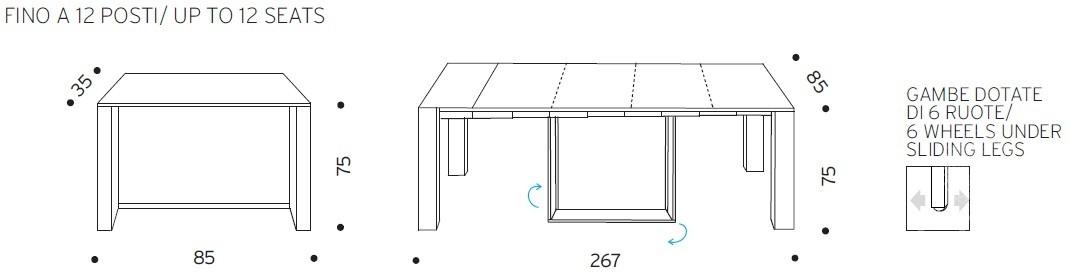 Стол консоль трансформер сделать своими руками6