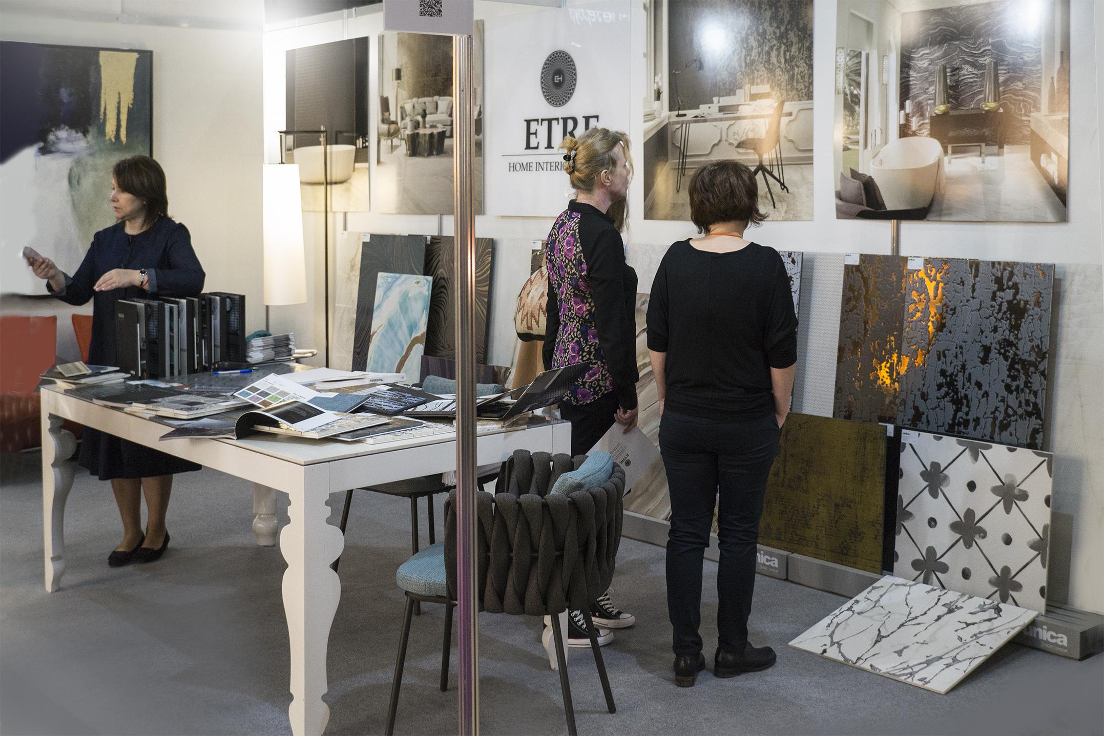 Участие ETRE в Design & Decor 2018