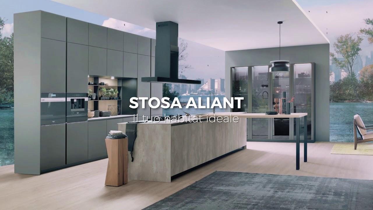 Кухня ALIANT STOSA